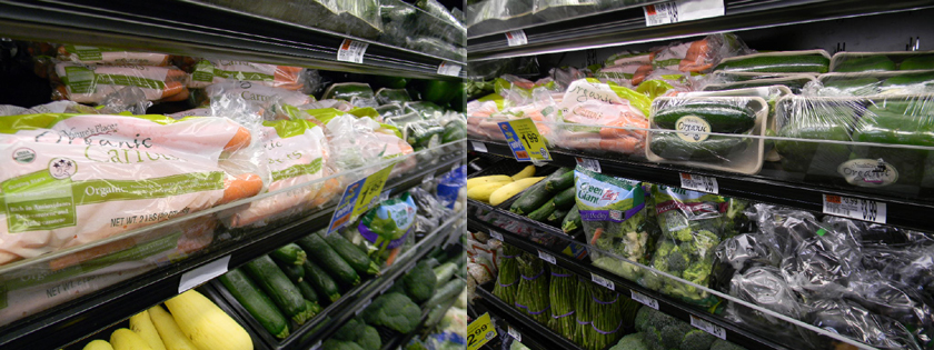 Jimmy's Shop'n Save has a large selection of organic and natural products